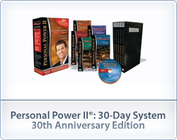 مجموعة Personal Power II أنتوني روبنز